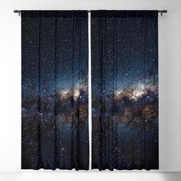 Enthralling Starry Night Sky Atacama Desert Antofagasta Chile South America Ultra HD Blackout Curtain