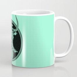 MINOTAUR_GREEN Coffee Mug