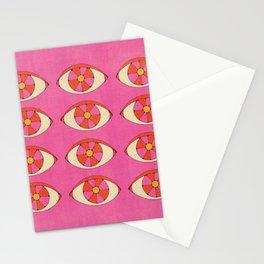 Eyes Eyes Eyes Stationery Cards