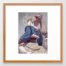 Takumi Framed Art Print