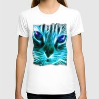thundercats T-shirts featuring Lightining Cat by Augustinet