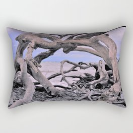 Drift Wood Monster Rectangular Pillow