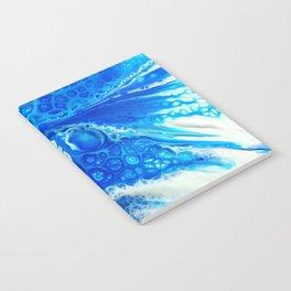 Blue cells Notebook