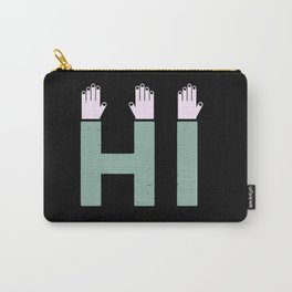 Hi! Carry-All Pouch