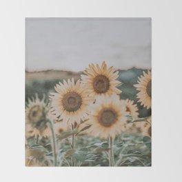 sunflower field ii Decke