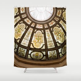 Glory - The Chicago Cultural Center Shower Curtain