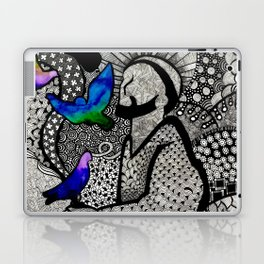 St. Francis of Assisi Laptop & iPad Skin