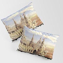 Vintage poster - Milano Pillow Sham