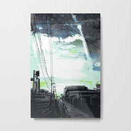 Shuttle Metal Print
