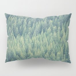Forest Immersion Pillow Sham