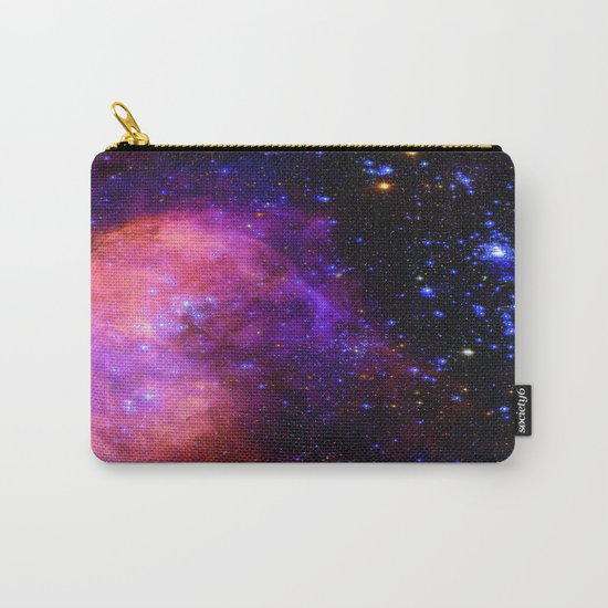 NebUla. Pink Violet Blue Carry-All Pouch