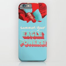 summon your eagle powers iPhone 6s Slim Case
