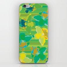 Fluor Flora - Acid iPhone & iPod Skin