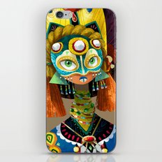 Part Of A Tribe iPhone Skin