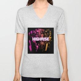 HIGH RISE Unisex V-Neck