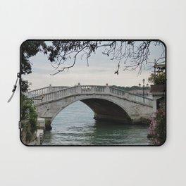 Venice bridge Laptop Sleeve