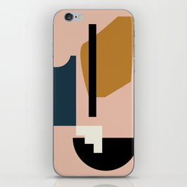 Shape study #2 - Lola Collection iPhone Skin