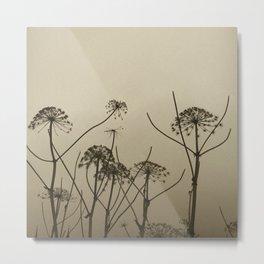 Tromso palms Metal Print