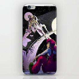 Space Travel (C) iPhone Skin