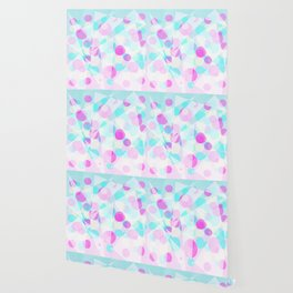 Bubbling up Wallpaper