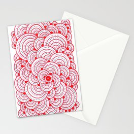 Dot Cluster 2 Stationery Cards