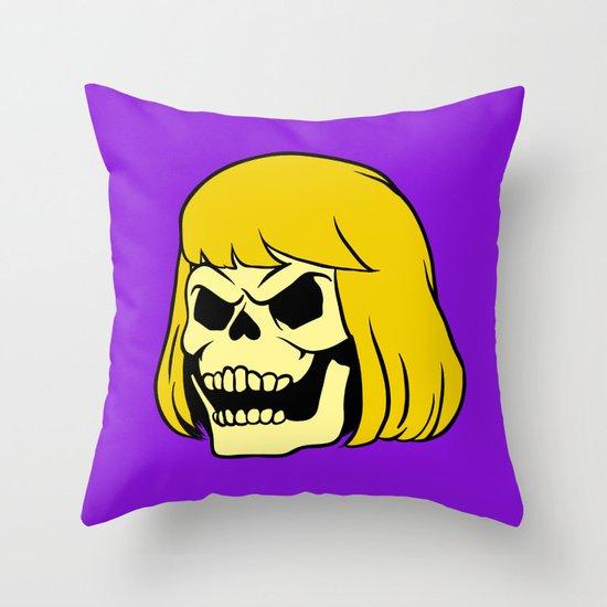 Skeman Throw Pillow