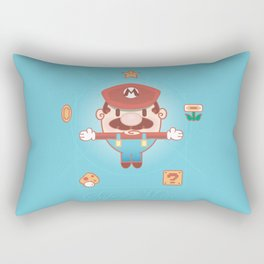 Super Mario Rectangular Pillow