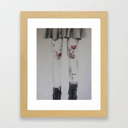 Hamartia  Framed Art Print