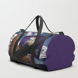 Viking Ship Duffle Bag