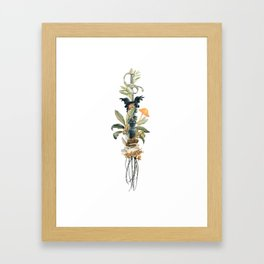 Live By The Sword Framed Art Print