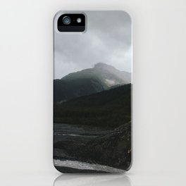 Kenai Fjords iPhone Case