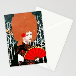 Adel 4 Stationery Cards