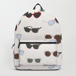 SUNGLASSES Backpack