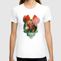 easter T-shirts featuring Radiation Easter by Marko Köppe