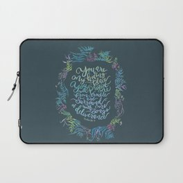 You Are My Hiding Place - Psalm 32:7 Laptop Sleeve