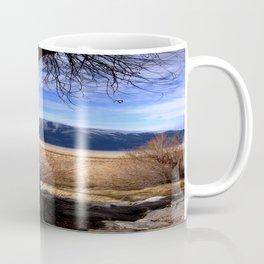Washoe Beauty - Washoe Lake, Nevada Coffee Mug