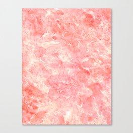 Art Deco Pink Canvas Print