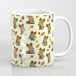 MOOSE CROSSING Coffee Mug
