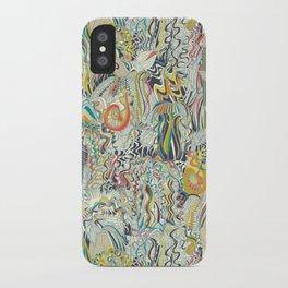 hairspray jungle iPhone Case
