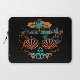 Candy skull  Laptop Sleeve
