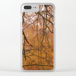 York in Autumn Clear iPhone Case