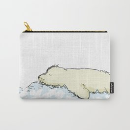 Baby Seal Carry-All Pouch