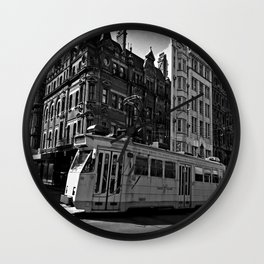 The Heart of Melbourne  Wall Clock