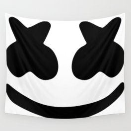 Marshmello design 2 Wall Tapestry