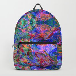 Cool, Calm, & Fluorescent Backpack