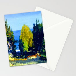 George Bellows The Grove Stationery Cards