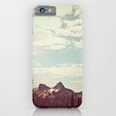 Vintage Mountain Ridge iPhone 6s Slim Case