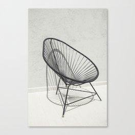 La silla acapulco Canvas Print