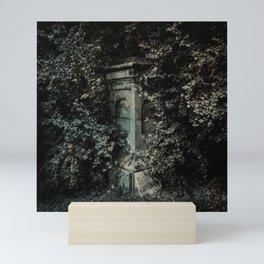 Disappearing Memorial Mini Art Print