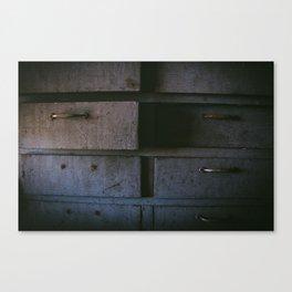 Wisconsin Workbench  Canvas Print